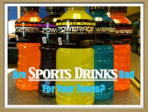 sports drinks